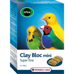 Orlux Clay Block Mini  - 540g